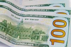 amerikansk dollar Arkivfoto