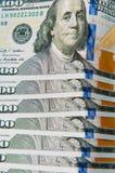 amerikansk dollar Royaltyfria Bilder
