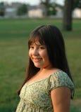 amerikansk flickamexikan Royaltyfri Fotografi