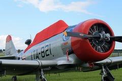 Amerikansk flygvapenkämpe för gammal kämpe Royaltyfri Foto
