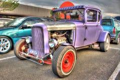 Amerikansk Ford för tappning30-tal varm stång Arkivbild
