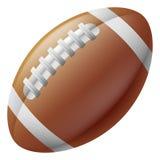 Amerikansk fotbollboll Royaltyfria Bilder
