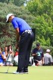 Amerikansk golfare Tiger Woods Royaltyfria Bilder