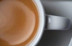 amerikansk kaffeespresso Arkivbilder