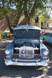 Amerikansk klassisk bil Arkivbilder
