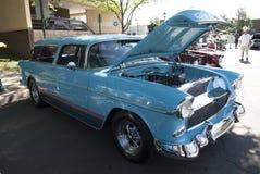 Amerikansk klassisk bil Arkivbild