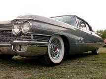 amerikansk klassisk cabriolet Arkivfoton