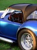 amerikansk klassisk chaufförplats Arkivfoto