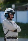 amerikansk Le Mans monterey serie Royaltyfri Bild