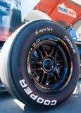 amerikansk Le Mans monterey serie arkivbild