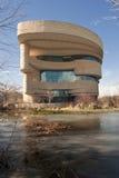 amerikansk museuminföding arkivbilder