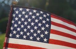 Amerikansk patriotism Royaltyfri Foto
