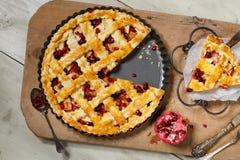 amerikansk pie Royaltyfri Fotografi