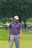 Amerikansk pro-golfare Webb Simpson Royaltyfria Foton