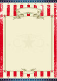amerikansk ram Royaltyfria Bilder