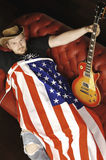 amerikansk rock Royaltyfri Fotografi
