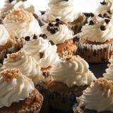 Amerikansk sötsakgluten frigör muffin Royaltyfri Fotografi