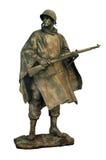 amerikansk soldat Arkivbilder