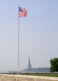 amerikansk stolthet Fotografering för Bildbyråer