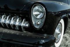 Amerikansk tappningbil i USA royaltyfri foto