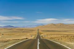amerikansk väg för chile huvudvägpanna Royaltyfri Foto