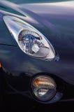 amerikanska bilsportar Fotografering för Bildbyråer