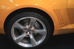 amerikanska bilsportar Royaltyfria Foton