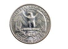 amerikanska cents Royaltyfri Fotografi