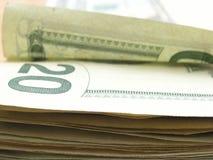 amerikanska dollar Royaltyfri Foto