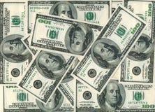 amerikanska dollar sorterar xxxl arkivfoto