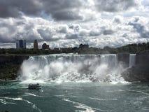 amerikanska falls royaltyfri bild