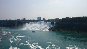 amerikanska falls Royaltyfria Bilder
