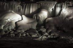 amerikanska falls Fotografering för Bildbyråer