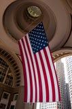 amerikanska flaggan Royaltyfri Bild