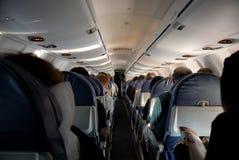 amerikanska flygplanflygbolag Arkivbilder