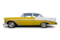 amerikanska gammala taxar Arkivfoton