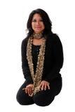 amerikanska latinska kvinnor royaltyfri foto