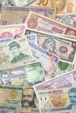 amerikanska pengar Royaltyfria Bilder
