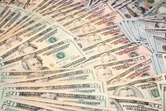 amerikanska pengar Royaltyfri Foto