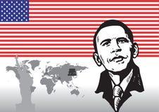amerikanska symboler Royaltyfria Foton