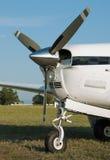 Amerikanskt flygplan Arkivbild