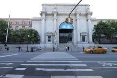Amerikanskt museum av naturhistoria, New York City Royaltyfria Foton