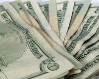 Amerikanvaluta Arkivbilder