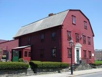 Amerikas älteste Taverne Stockbilder