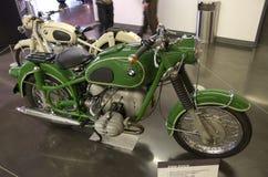 Amerikas Auto-Museum Lizenzfreies Stockbild