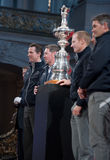 Amerikas Cup in Sf Stockfotos