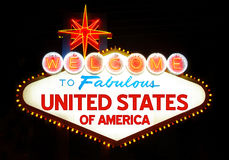 Amerikas förenta stater Royaltyfria Bilder