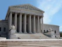 Amerikas Höchstes Gericht lizenzfreie stockfotografie