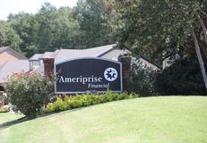 Ameriprise Financial Services. Ameriprise Financial, Inc. is an American diversified financial services company. Ameriprise Financial engages in business through Stock Image