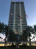 Ameris银行塔,杰克逊维尔,佛罗里达 库存图片